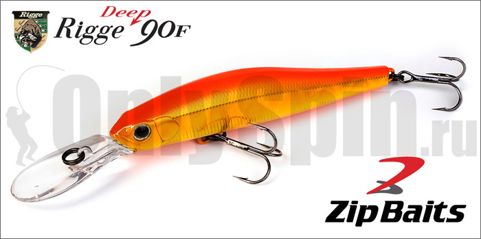воблеры zipbaits rigge в спб